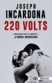 Couverture 220 volts Editions Milady (Thriller) 2016