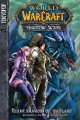 Couverture World of Warcraft : Shadow Wing, tome 1 : Les Dragons d'Outre-Terre Editions Tokyopop 2010