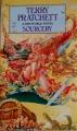 Couverture Les Annales du Disque-Monde, tome 05 : Sourcellerie Editions Corgi 1989