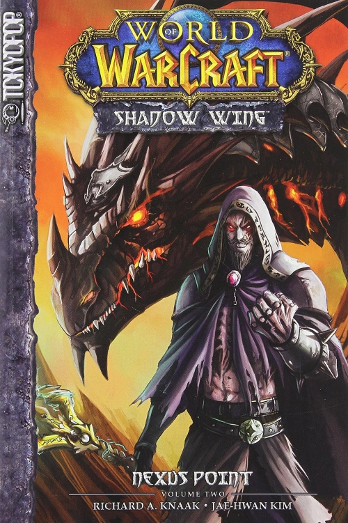 Couverture World of Warcraft: Shadow Wing, book 2 : Nexus Point