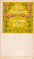 Couverture Mrs Dalloway Editions Harvest Books 1953