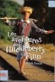 Couverture Les aventures d'Huckleberry Finn / Les aventures de Huckleberry Finn Editions Folio  (Junior) 1999
