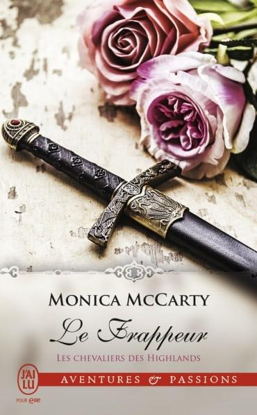 Couverture Les chevaliers des Highlands, tome 10 : Le frappeur