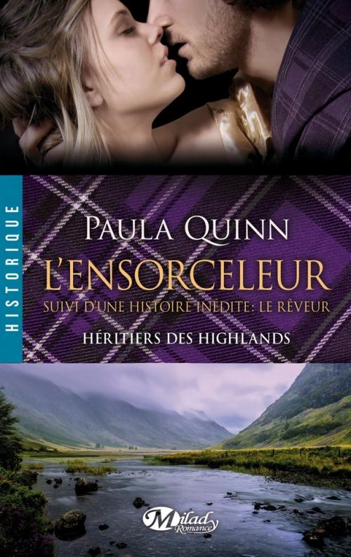 Couverture Héritiers des highlands, tome 4 : L'ensorceleur
