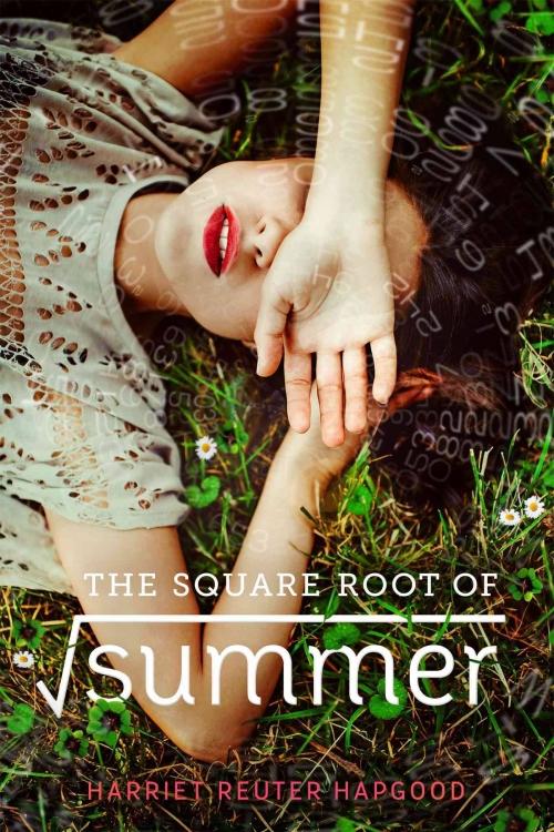 Couverture La racine carrée de l'été