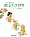 Couverture Les beaux étés, tome 2 : La Calanque Editions Dargaud 2016