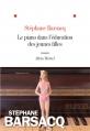 Couverture Le piano dans l'éducation des jeunes filles Editions Albin Michel 2016