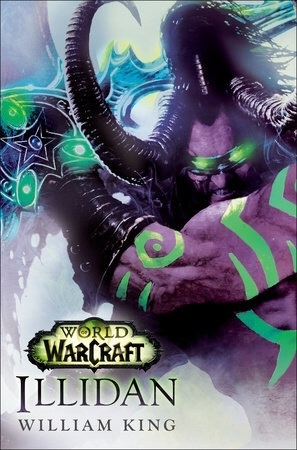 Couverture World of Warcraft : Illidan