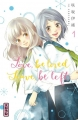 Couverture Love, be loved, Leave, be left, tome 1 Editions Kana (Shôjo) 2016