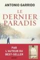 Couverture Le dernier paradis Editions Grasset 2016
