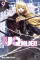 Couverture UQ Holder !, tome 09 Editions Pika (Shônen) 2016