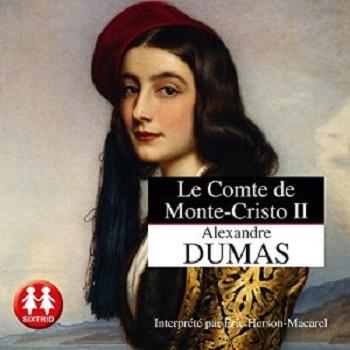 Couverture Le Comte de Monte-Cristo (2 tomes), tome 2