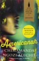 Couverture Americanah Editions Fourth Estate 2014