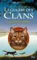 Couverture La guerre des clans, cycle 4 : Les signes du destin, tome 5 : La guerrière oubliée Editions Pocket (Jeunesse) 2016