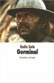 Couverture Germinal, abrégé Editions L'École des loisirs (Classiques abrégés) 2006