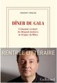 Couverture Dîner de gala - L'étonnante aventure des Brigands Justiciers de l'Empire du Milieu Editions Gallimard  (Blanche) 2012