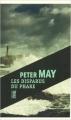 Couverture Les disparus du phare Editions du Rouergue (Noir) 2016