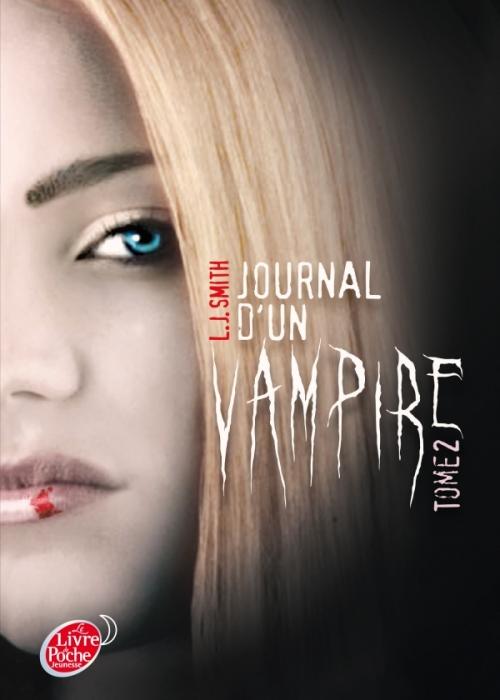 Couverture Journal d'un vampire, tome 02 : Les Ténèbres