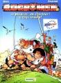 Couverture Les Rugbymen, tome 7 : Le résultat, on s'en fout ! Il faut gagner ! Editions Bamboo 2009