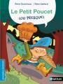 Couverture Le petit Poucet (ou presque) Editions Nathan 2016