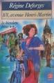 Couverture La Bicyclette bleue, tome 02 : 101, avenue Henri-Martin Editions Le Livre de Poche 1987