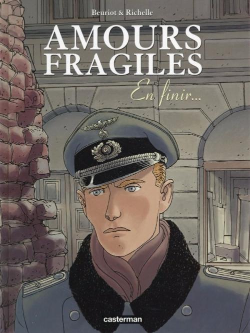 Couverture Amours fragiles, tome 7 : En finir ...