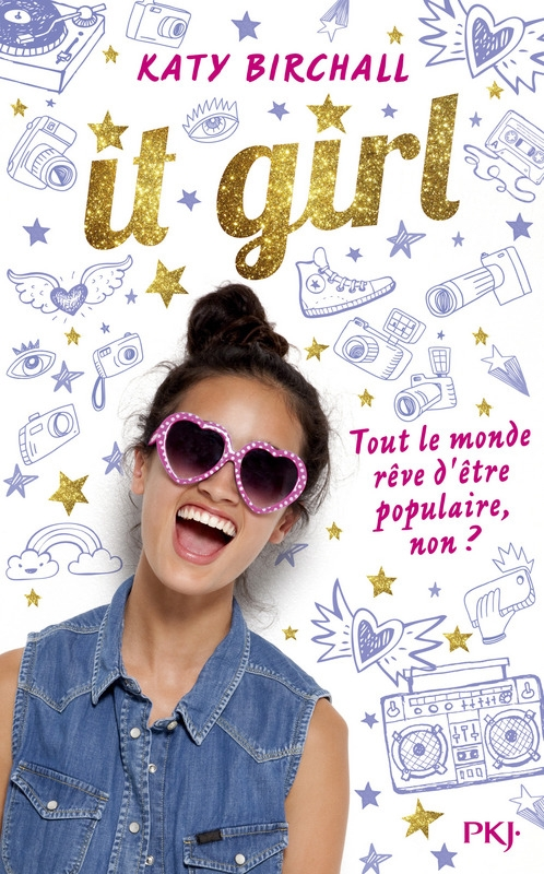 Couverture It girl, tome 1