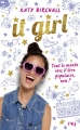 Couverture It girl, tome 1 Editions Pocket (Jeunesse) 2016