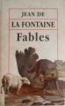 Couverture Fables Editions Grands textes classiques 1996