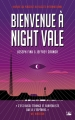 Couverture Bienvenue à Night Vale Editions Bragelonne 2016