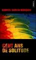Couverture Cent ans de solitude Editions Points 2014