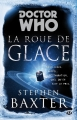 Couverture Doctor Who : La roue de Glace Editions Milady 2015