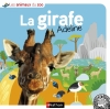 Couverture La girafe Adeline Editions Nathan 2016