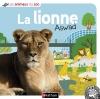 Couverture La lionne Aswad Editions Nathan 2016