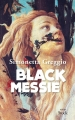 Couverture Black Messie Editions Stock 2016