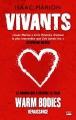 Couverture Vivants / Warm bodies Editions Bragelonne 2012