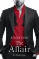 Couverture The affair, tome 1 : Séduction Editions Milady (Romantica) 2016