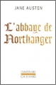 Couverture Northanger abbey / L'abbaye de Northanger / Catherine Morland Editions Gallimard  (L'imaginaire) 2004