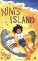 Couverture L'île de Nim Editions Puffin Books 2008