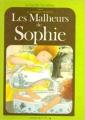 Couverture Les malheurs de Sophie Editions Hachette 1975