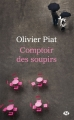 Couverture Comptoir des soupirs Editions Milady 2016