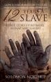 Couverture 12 ans dans l'esclavage / 12 years a slave / Esclave pendant 12 ans Editions Hesperus Press 2013