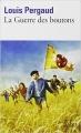 Couverture La guerre des boutons Editions Folio  2011