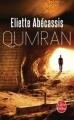 Couverture Qumran Editions Le Livre de Poche 2014