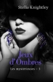 Couverture Les mystérieuses, tome 3 : Jeux d'ombres Editions Milady (Romantica) 2015
