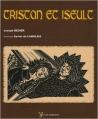 Couverture Le Roman de Tristan et Iseut Editions Yoran Embanner 2008