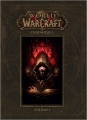 Couverture World of Warcraft : Chroniques, tome 1 Editions Panini (Eclipse) 2016