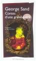 Couverture Contes d'une grand-mère Editions Flammarion (GF) 2004