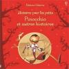 Couverture Pinocchio et autres histoires Editions Usborne 2016