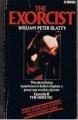 Couverture L'exorciste Editions Corgi 1972